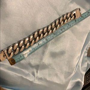 Made in Brasil stainless steel bracelet